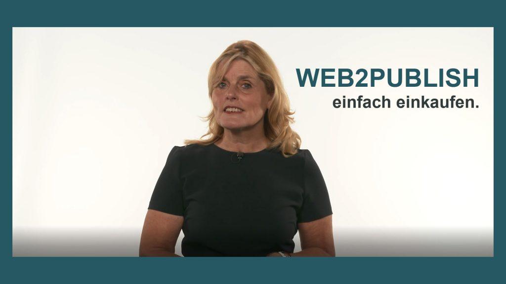 WEB2PUBLISH - einfach einkaufen.